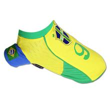 Parisian Pet Brazil Soccer Dog Jersey
