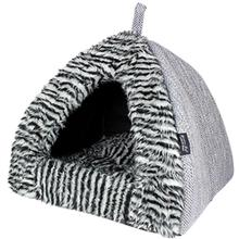 Parisian Pet Cabana Dog House - Gray