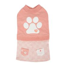 Pawsh Dog Dress by Pinkaholic - Orange