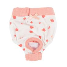 Pawsh Dog Sanitary Panty by Pinkaholic - Orange
