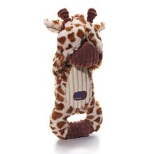 Peek-A-Boos Dog Toy - Giraffe
