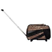 Pet Smart Cart Dog Carrier - Cheetah