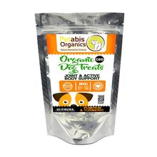 Petabis Joint and Active Body Support CBD Dog Treats - Pumpkin ans Turmeric