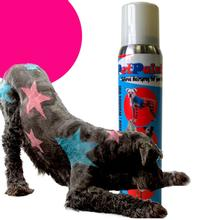 PetPaint Color Dog Hair Spray - Poodle Pink