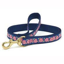 Pink Garden Dog Leash by Up Country