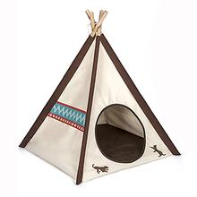 P.L.A.Y. Pet Teepee - Classic Beige