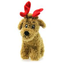 Plush Puppies Singing Dog Toy - Jingle Bells