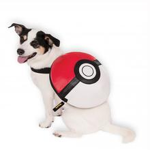 Pokemon Poke Ball Backpack Dog Costume