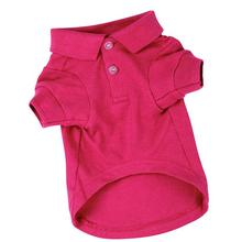 Polo Dog Shirt - Raspberry Sorbet