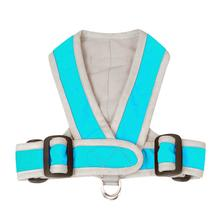Precision-Fit Nylon Dog Harness - Turquoise
