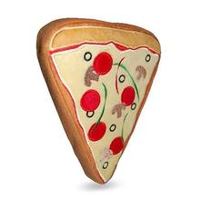 PrideBites Pizza Dog Toy