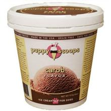 Puppy Scoops Ice Cream Mix - Carob