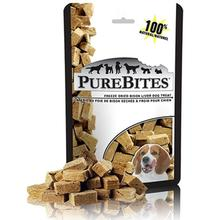 PureBites Dog Treats - Bison