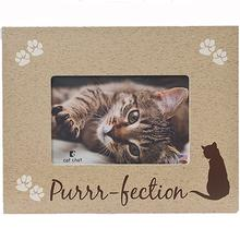 """Purrfection"" Picture Frame by Dog Speak"