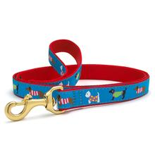 Puttin' on the Knits Dog Leash by Up Country