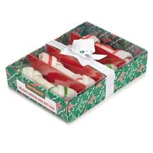 Ranch Rewards Holiday Rawhide Dog Bone Gift Box - 4 Pack