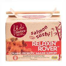 Relaxin' Rover: Salmon Sushi - Dog Calming Treatment