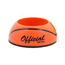 Remarkabowl Basketball Dog Bowl