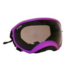 Rex Specs Dog Goggles - Purple with Smoke Lens