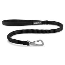 Ridgeline Dog Leash Disc. by RuffWear - Obsidian Black