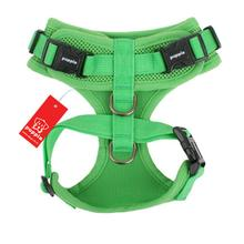 Ritefit Soft Dog Harness by Puppia - Green