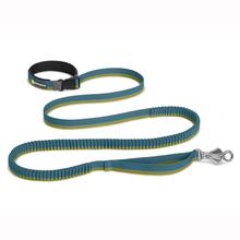 Roamer Running Dog Leash by RuffWear - Baja Blue