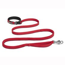 Roamer Running Dog Leash by RuffWear - Red Currant