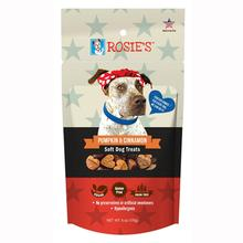 Rosie's Pumpkin & Cinnamon Soft Dog Treats