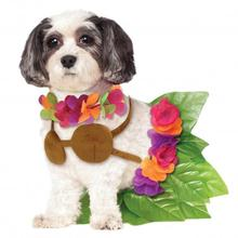 Rubie's Hula Girl Halloween Dog Costume