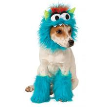 Rubie's Monster Halloween Dog Costume - Blue