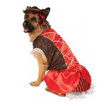 Rubies Pirate Girl Dog Costume - Big Dog Edition