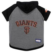 San Francisco Giants Hooded Dog T-Shirt