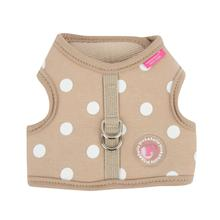 Sassa Dog Harness Vest by Pinkaholic - Beige
