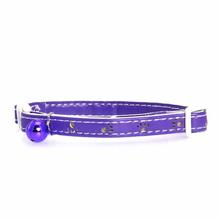 Savvy Tabby Sparkle Paw Cat Collar - Ultra Violet