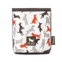 Scout and About Compact Dog Treat Pouch - Vanilla