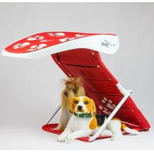 ShadyPaws Pet Shade - Red