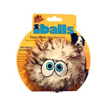 Silly Squeakers Dog Toys - iBalls Brown