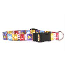 Ski Sweater Dog Collar by Yellow Dog