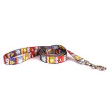 Ski Sweater Dog Leash by Yellow Dog