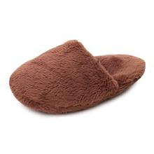 Slipper Dog Toy - Brown