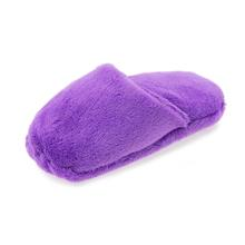 Slipper Dog Toy - Purple