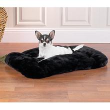 Slumber Pet Cloud Cushion - Night Shadow Black