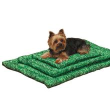 Slumber Pet Photo Real Pet Mat - Grass