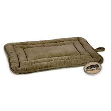 Slumber Pet Reversible Dog Bed - Moss Green