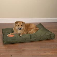 Slumber Pet Toughstructable Dog Bed - Green