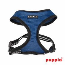 Smart Soft Adjustable Dog Harness by Puppia - Royal Blue