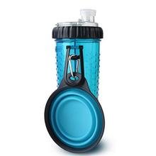 Snack-Duo with Companion Cup  - Blue