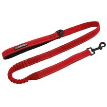 Soft Pull Traffic Dog Leash - Red