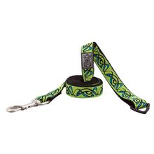 Sorbet Smoke Dog Leash by RC Pet - Green