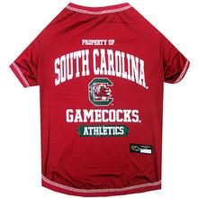 South Carolina Gamecocks Athletics Dog T-Shirt
